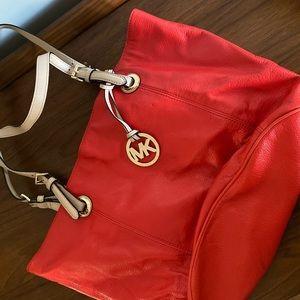 1 Michael Kors bag, 1 Coach bag, selling together